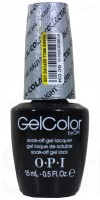 Turn On The Haulte Light By OPI Gel Color