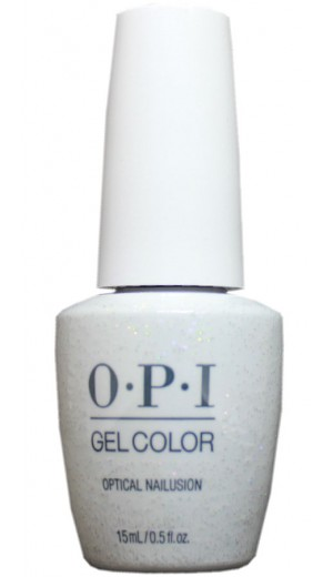 GCE01 Optical Nailusion By OPI Gel Color