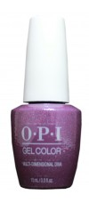 Multi-Dimensional Diva By OPI Gel Color