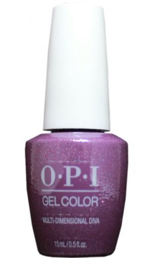 GCE04 Multi-Dimensional Diva By OPI Gel Color