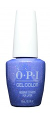 Reserve Comets For Later By OPI Gel Color