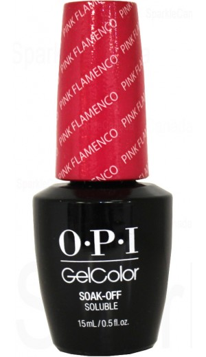 GCE44 Pink Flamenco By OPI Gel Color