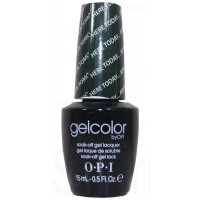 Here Today Aragon Tomorrow By OPI Gel Color