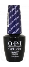OPI...Eurso Euro OPI By OPI Gel Color