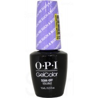 You're Such A Budapest By OPI Gel Color