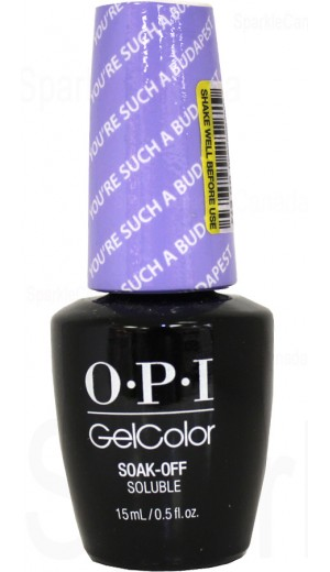 GCE74 You re Such A Budapest By OPI Gel Color