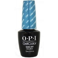 Can't Find My Czechbook By OPI Gel Color