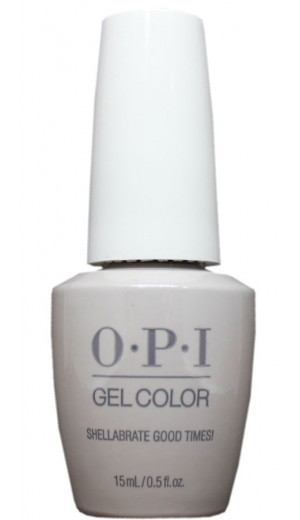GCE94 Shellabrate Good Times! By OPI Gel Color