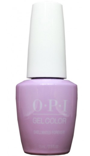 GCE96 Shellmates Forever! By OPI Gel Color
