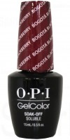 Bogota Blackberry By OPI Gel Color