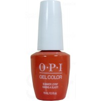 Summer Lovin Having a Blast! By OPI Gel Color