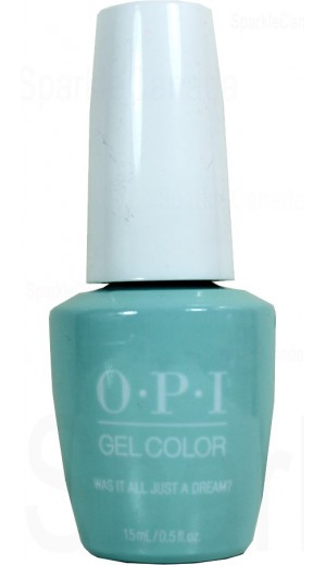 GCG44 Was It All Just a Dream? By OPI Gel Color