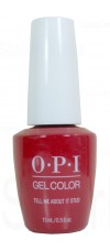 Tell Me About It Stud By OPI Gel Color