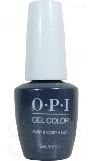 GCG52 Danny and Sandy 4 Ever By OPI Gel Color