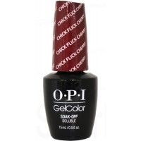 Chick Flick Cherry By OPI Gel Color