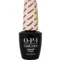 Passion By OPI Gel Color