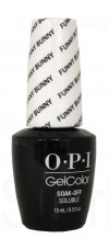 Funny Bunny By OPI Gel Color