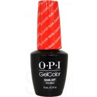 A Good Man-darin Is Hard To Find By OPI Gel Color