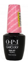 Pedal Faster Suzi! By OPI Gel Color