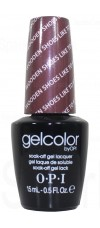 Wooden Shoe Like To Know? By OPI Gel Color