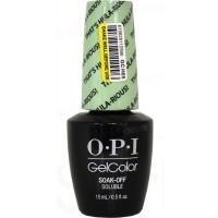 That's Hula-rious! By OPI Gel Color