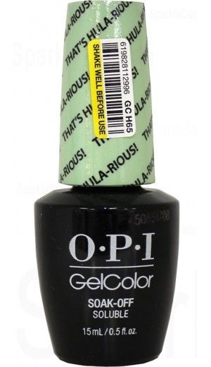 GCH65 That s Hula-rious! By OPI Gel Color