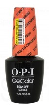 Is Mai Tai Crooked? By OPI Gel Color