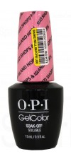 Suzi Shops and Island Hops By OPI Gel Color
