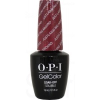 Just Lanai-ing Around By OPI Gel Color