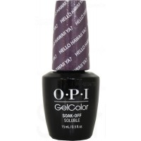 Hello Hawaii Ya By OPI Gel Color
