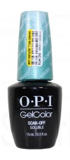 This Color's Making Waves By OPI Gel Color