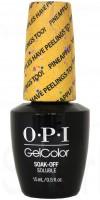 Pineapples Have Peelings Too! By OPI Gel Color