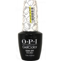 Kitty White By OPI Gel Color