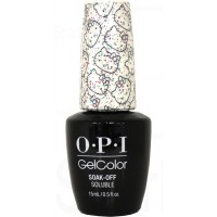 Charmmy and Sugar By OPI Gel Color
