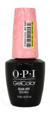 Small + Cute = Heart By OPI Gel Color