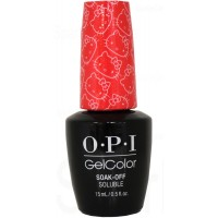 Spoken from the Heart By OPI Gel Color