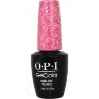 Starry-Eyed for Dear Daniel By OPI Gel Color