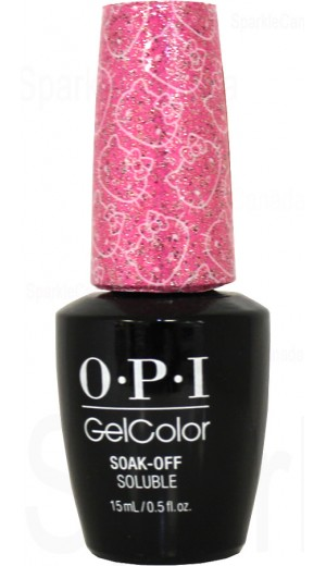 GCH86 Starry-Eyed for Dear Daniel By OPI Gel Color