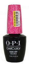 Super Cute in Pink By OPI Gel Color