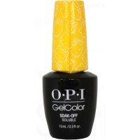 My Twin Mimmy By OPI Gel Color