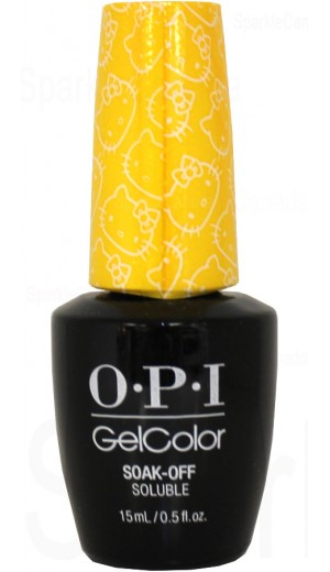 GCH88 My Twin Mimmy By OPI Gel Color