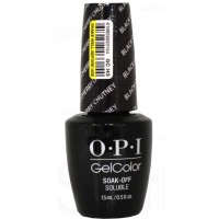 Black Cherry Chutney By OPI Gel Color