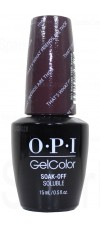 That s What Friends Arre Thor By OPI Gel Color