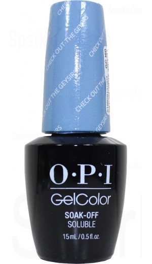 GCI60 Check Out the Old Geysirs By OPI Gel Color