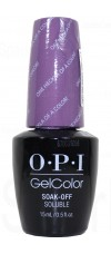 One Heckla of a Color! By OPI Gel Color