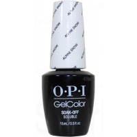 Alpine Snow By OPI Gel Color