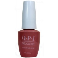 You ve Got Nata On Me By OPI Gel Color