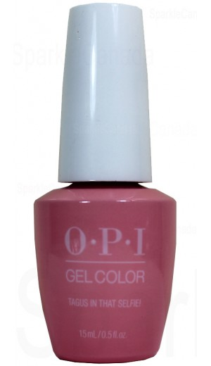 GCL18 Tangus In That Selfire By OPI Gel Color