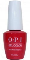 We Seafood and Eat It By OPI Gel Color