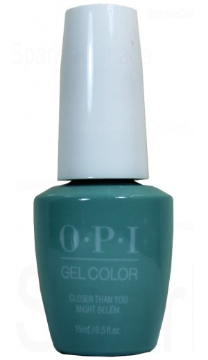 GCL24 Closer Than You Might Belem By OPI Gel Color